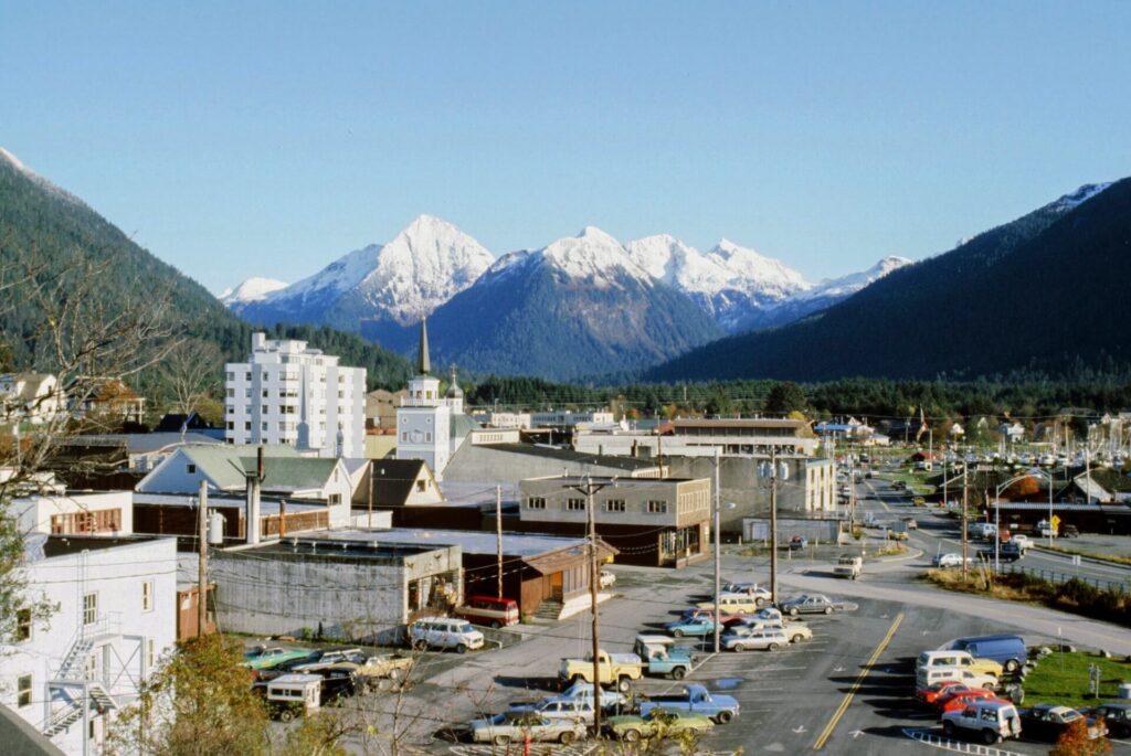 LSS Alaska - Sitka-AK